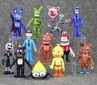 Игрушки 5 ( пять ) ночей с Фредди / Funko Five Nights at Freddy ,12 шт, фото 1