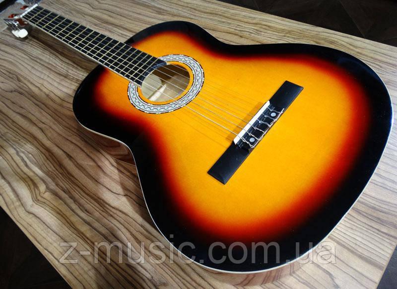Гитара классическая полноразмерная (4/4) Almira CG-1702 SB