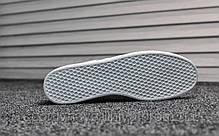 Кроссовки мужские серые Adidas Gazelle II Gray (реплика) , фото 2