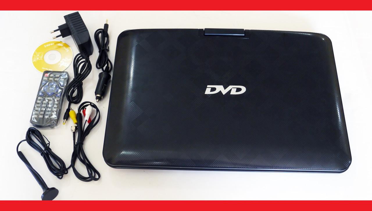 """14"""" DVD Opera 1580  Портативный DVD-проигрыватель с Т2 TV USB SD"""