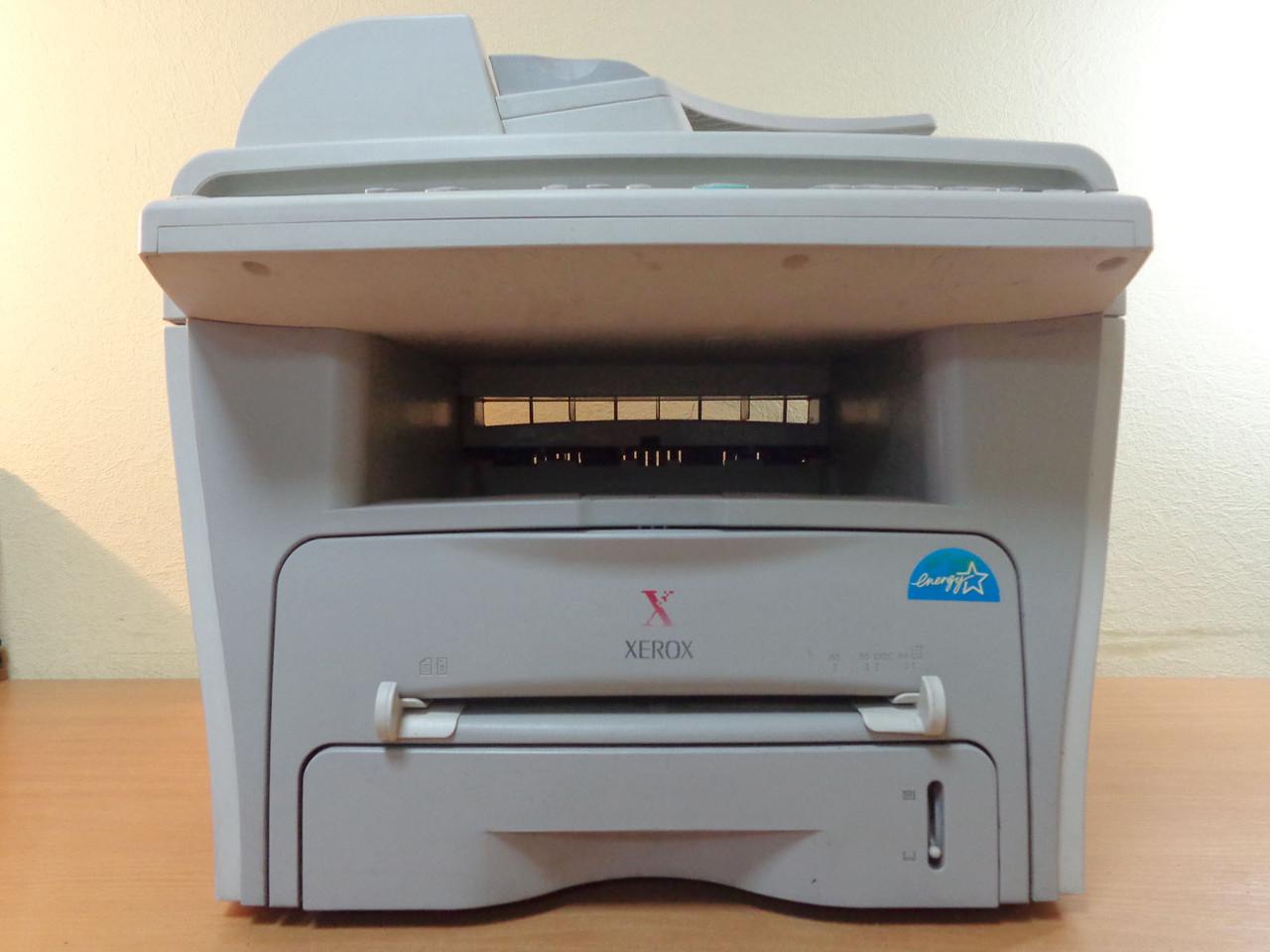 МФУ Xerox WorkCentre PE16 нерабочий