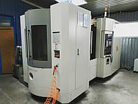 Обработка металла на горизонтальном двухпаллетном обрабатывающем центре Dugard MH 500