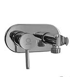 Смеситель встроенный с гигиеническим душем 4-034, фото 2