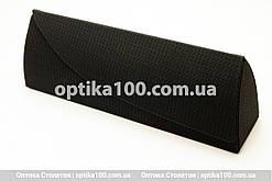 Чорно-червоний футляр чохол для окулярів на магніті