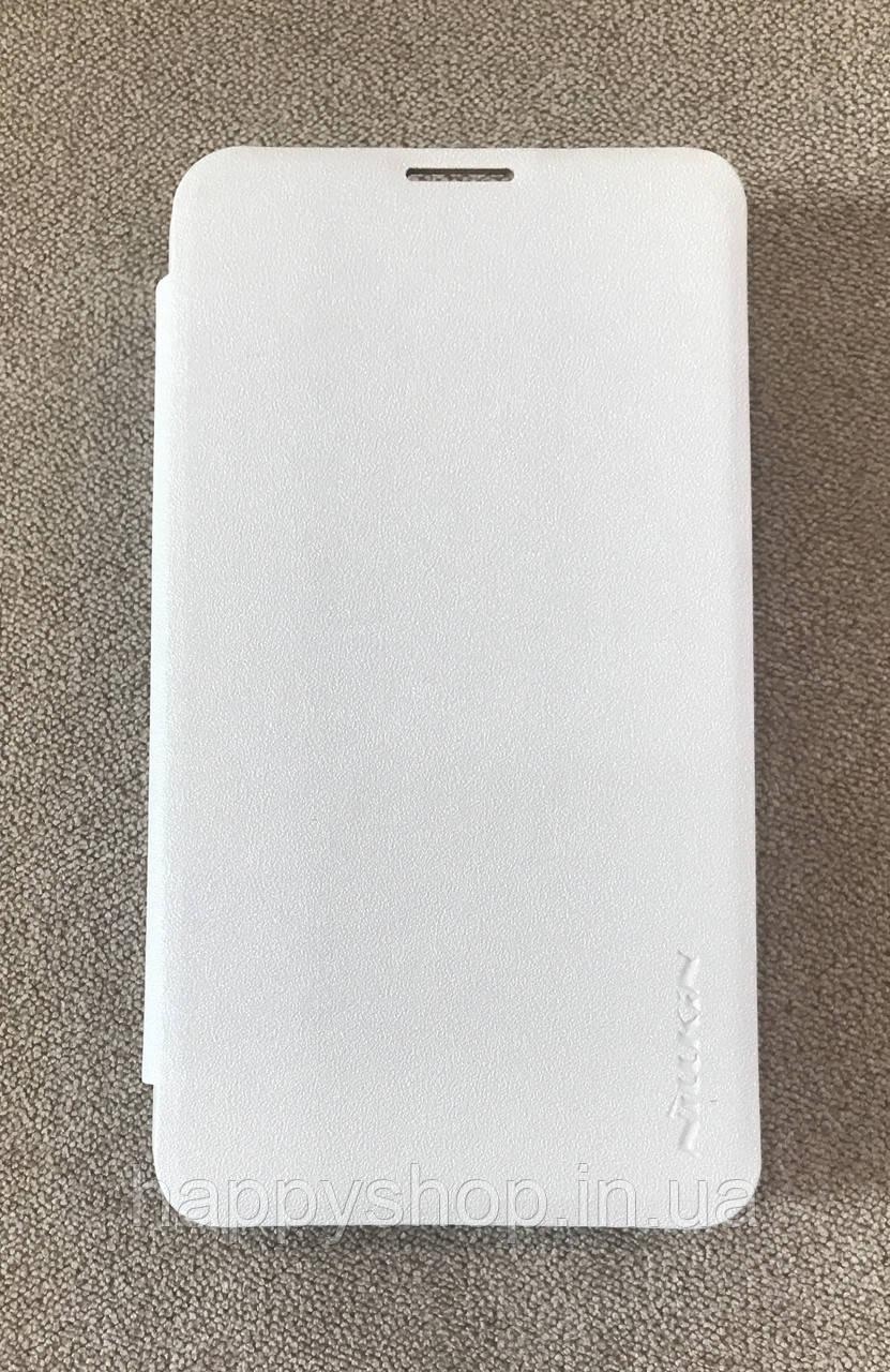 Чехол-книжка Nillkin для Nokia Lumia 530 (White)