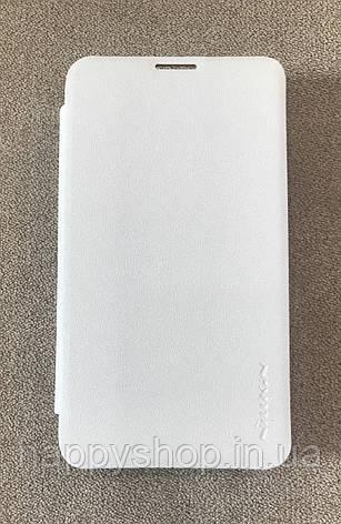 Чохол-книжка Nillkin для Nokia Lumia 530 (White), фото 2