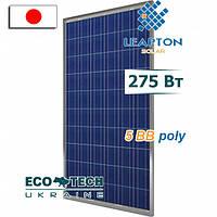 Солнечная панель Leapton LP156х156-P-60-275 поликристаллическая 5 bus bar, фото 1