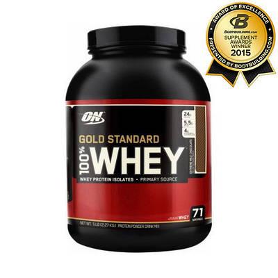 Optimum Nutrition 100% Whey Gold Standard (2,3 kg)