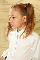 Блуза для школы стильная, фото 1