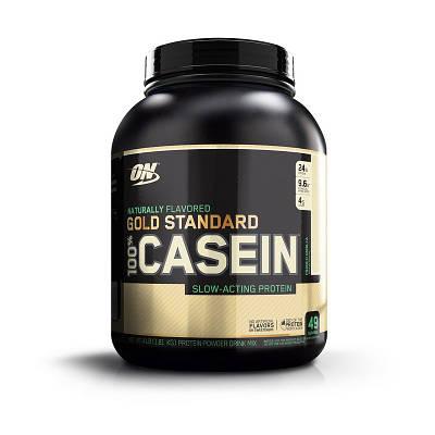 Казеин Optimum Nutrition 100% Gold Standard Casein Natural (1.81 kg)