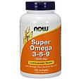 Комплекс Super Omega 3-6-9 1200 mg, фото 3