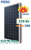 Сонячна панель TALESUN TP660M-370 PERC монокристал