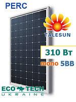 Сонячна панель TALESUN TP660M-310 PERC монокристал