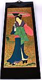 Набор из 4-х картин (женщины с зонтами) , фото 4