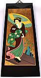 Набор из 4-х картин (женщины с зонтами) , фото 5