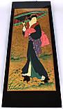 Набор из 4-х картин (женщины с зонтами) , фото 3