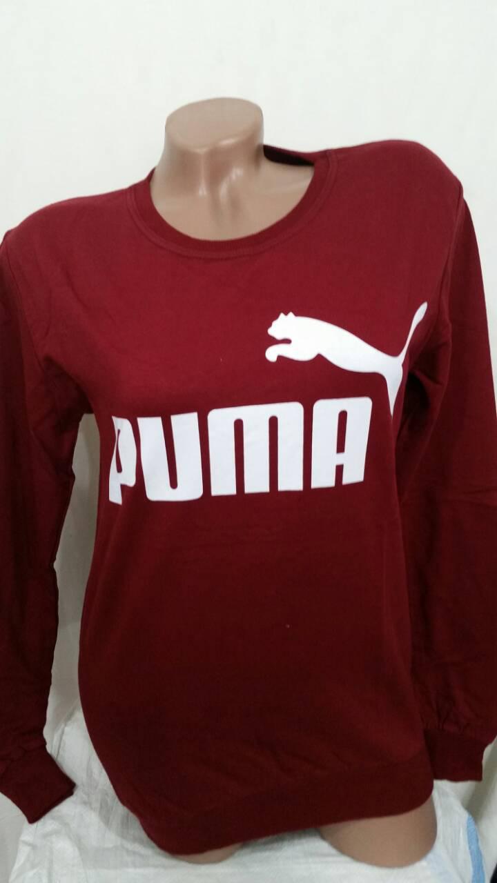 Батник женский Puma оптом Турция