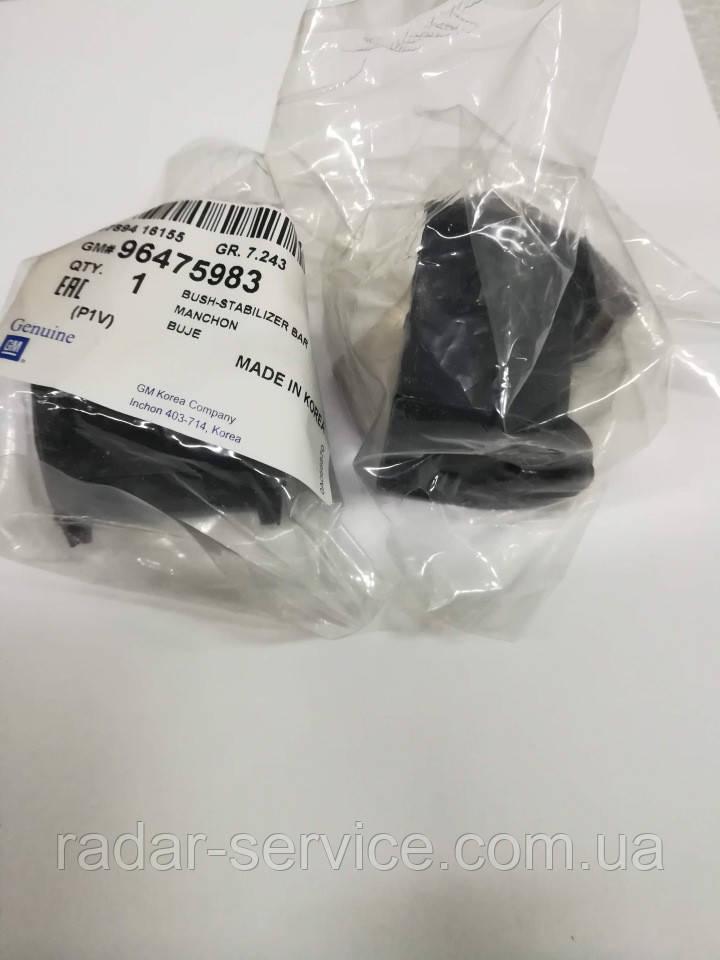 Втулка стабилизатора заднего Эпика, GM, 96475983