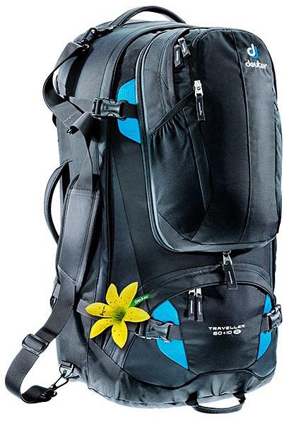 Рюкзак женский туристический TRAVELLER 60 + 10 л. DEUTER 3510015 разные цвета