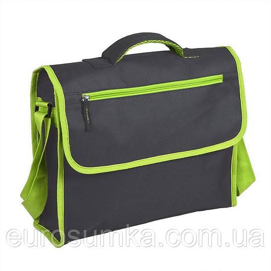 Объёмная сумка портфель от 50 шт.