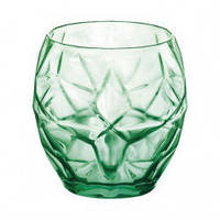Rocco Oriente Стакан низкий зеленая 400мл стекло BormioliRocco