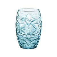 Rocco Oriente Стакан высокий голубая 500мл стекло BormioliRocco