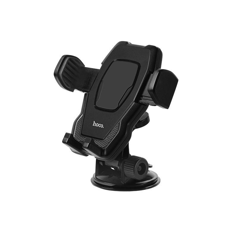Автодержатель Hoco CA31 cool run suction cup \ Black