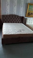 """Ліжко двоспальне """" Ретро з підйомним механізмом, 160*200"""