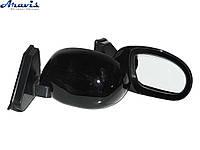 Боковые зеркала универсальные черные на шарнире 3252B
