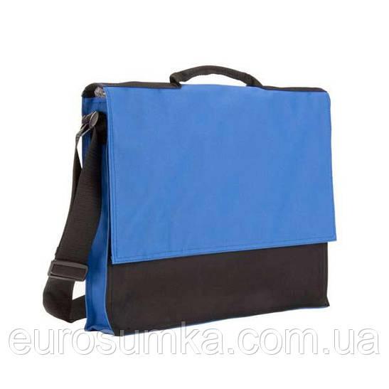Промо сумка из полиэстера с нанесением логотипа от 50 шт.