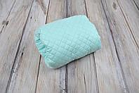 Подушка для кормления на руку, мятная