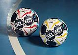 Мяч гандбольный SELECT Ultimate Champions League Match women (размер 2), фото 4
