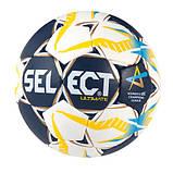 Мяч гандбольный SELECT Ultimate Champions League Match women (размер 2), фото 2