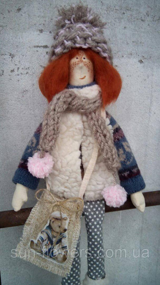 Тильда(текстильная кукла)