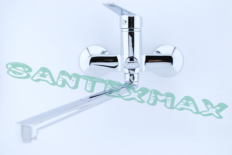 Змішувач для ванни латунний Haiba Nikas 006 Euro New