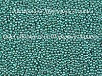 Декоративные жемчужины — Голубые Ø1 - 200 г
