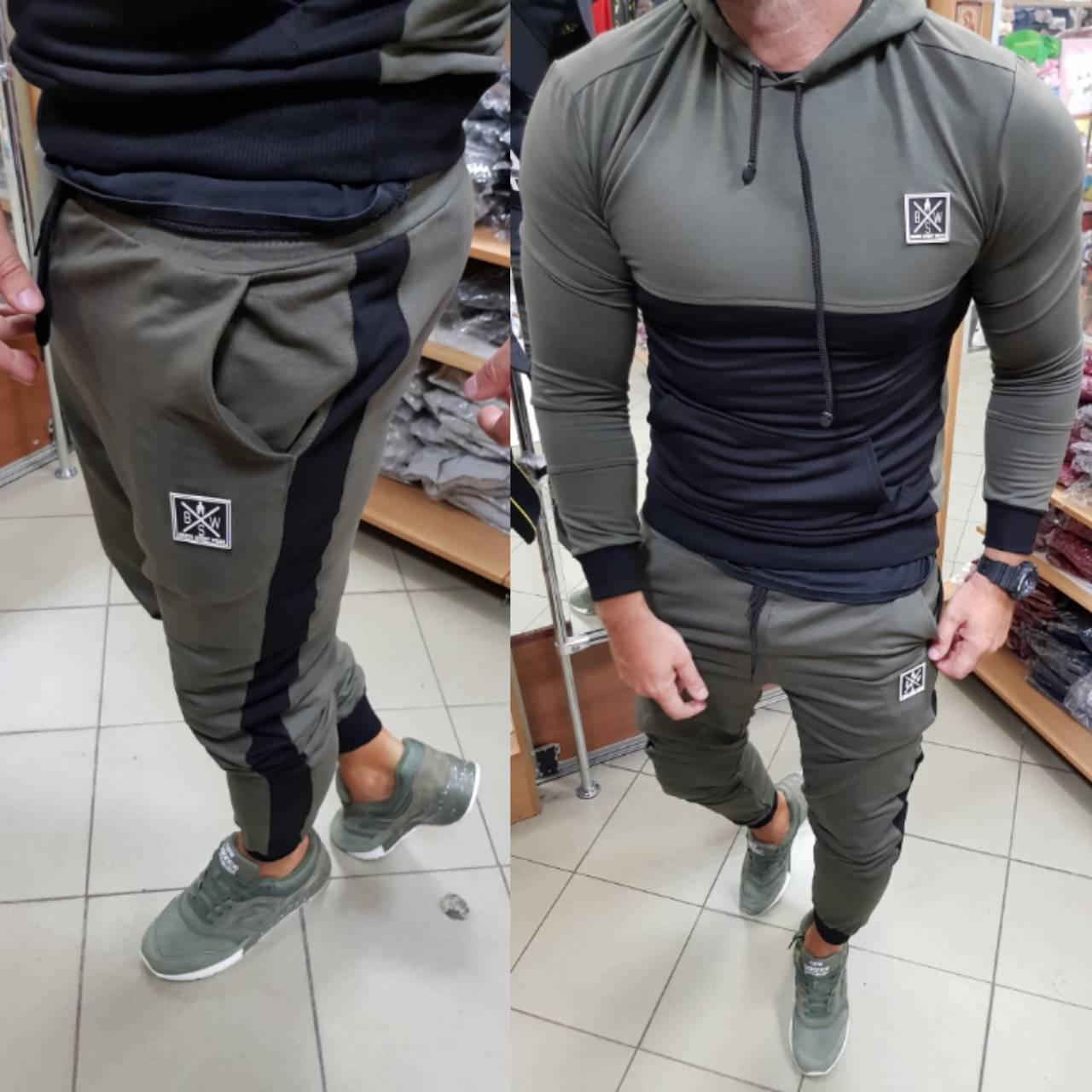 Спортивный мужской костюм Brave sport wear