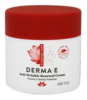 Крем с витамином А против морщин - Anti-Wrinkle Vitamin A Retinyl Palmitate Creme, 113 г