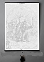"""Необычная книга Jules Verne """"Le tour du monde en 80 jours"""", фото 1"""