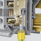 Клещи обжимные для трубчатых кабельных наконечников 0.08-16 мм Wurth, фото 3