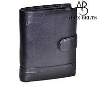 Портмоне с отделением для автодокументов (черный) кожа-купить оптом в одессе, фото 1