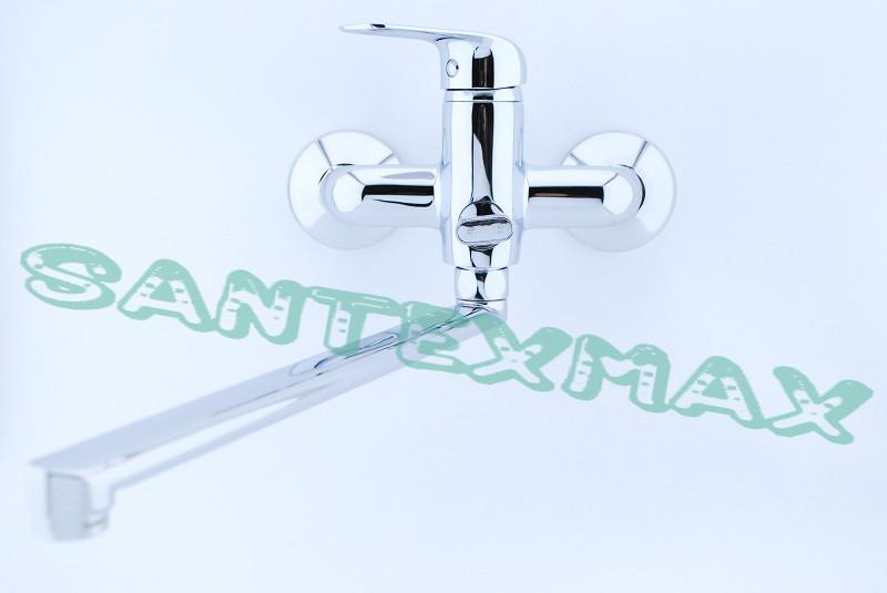 Смеситель для ванны латунный Haiba Dario 006 Euro New