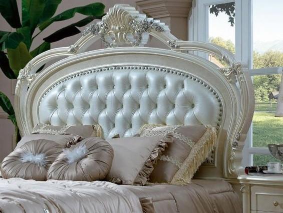 """Спальня в классическом стиле MAKAO CL-006 (Макао) - Интернет-магазин мебели """"Меблі Всім"""" в Броварах"""
