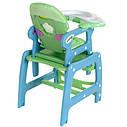 Стульчик для кормления Kindereo 3в1, фото 8