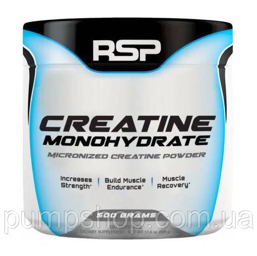 Креатин-моногидрат RSP Creatine Monohydrate 300 г