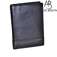 Обложка для паспорта и автодокументов (черный) кожа-купить оптом в одессе, фото 1