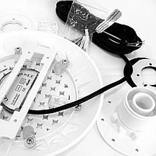 Прожектор светодиодный AquaViva LED033 546LED (33 Вт) RGB, фото 3