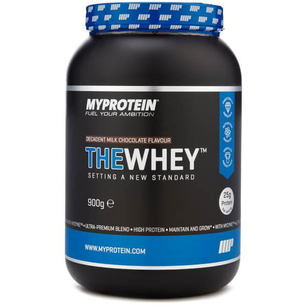 Протеин MyProtein The Whey 900 g