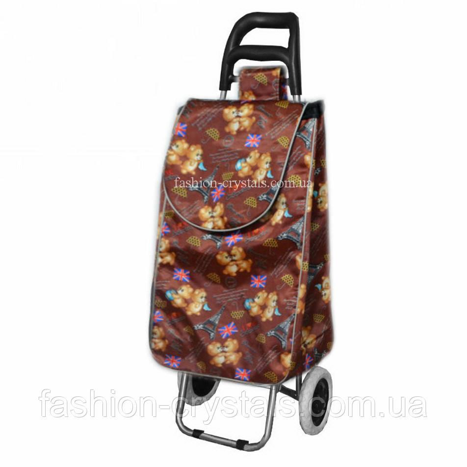 Хозяйственная сумка на колесах