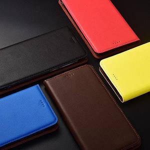 Xiaomi Redmi Note 3 Pro оригинальный кожаный чехол книжка из натуральной кожи магнитный противоударный ZENUS M